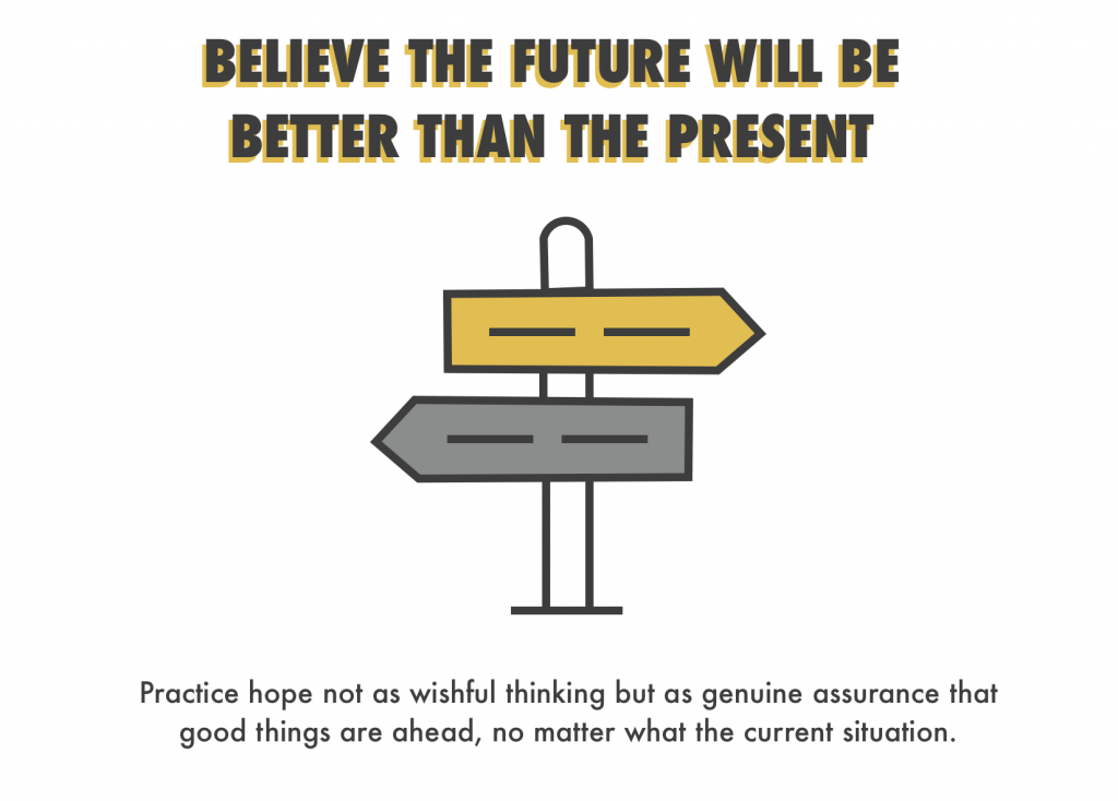 Believe the Future